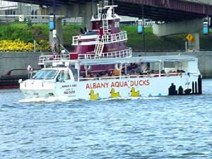 New york for Big mohawk fishing boat